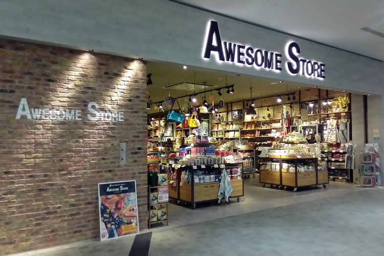 AWESOME STORE 京都桂川店
