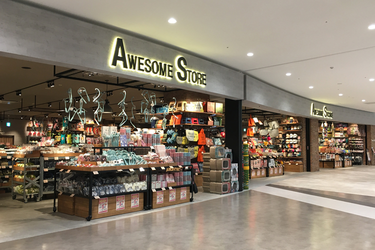AWESOME STORE 新利府店
