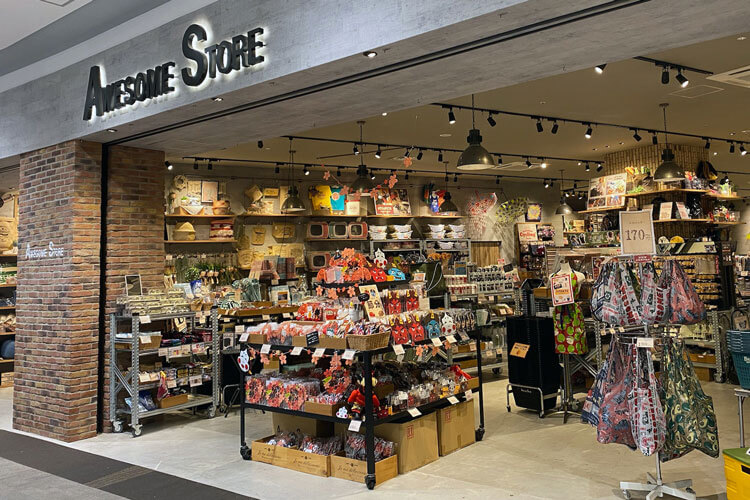 AWESOME STORE ららぽーと海老名店