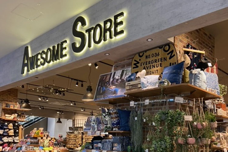 AWESOME STORE ららぽーと立川店