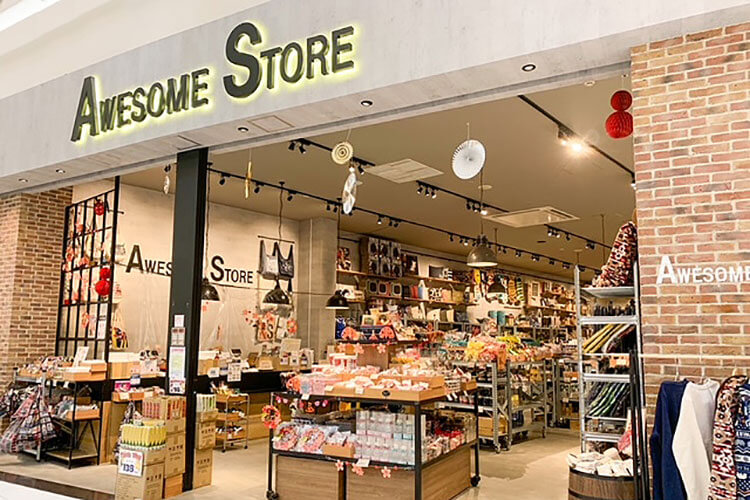AWESOME STORE 熱田店