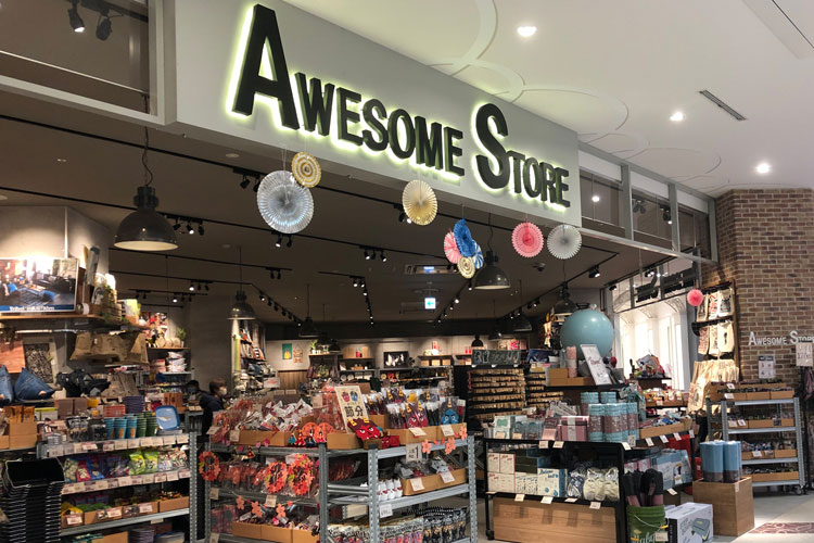 AWESOME STORE 長久手店