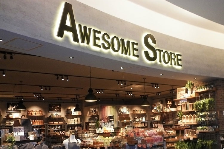 AWESOME STORE 菖蒲店