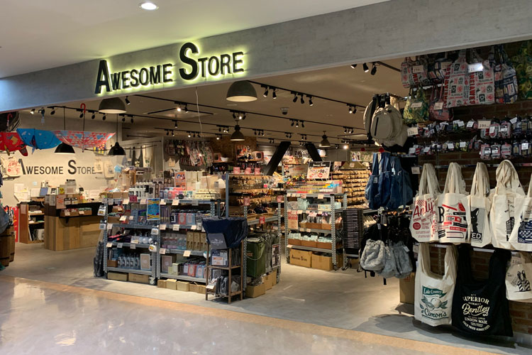 AWESOME STORE ラクーア店