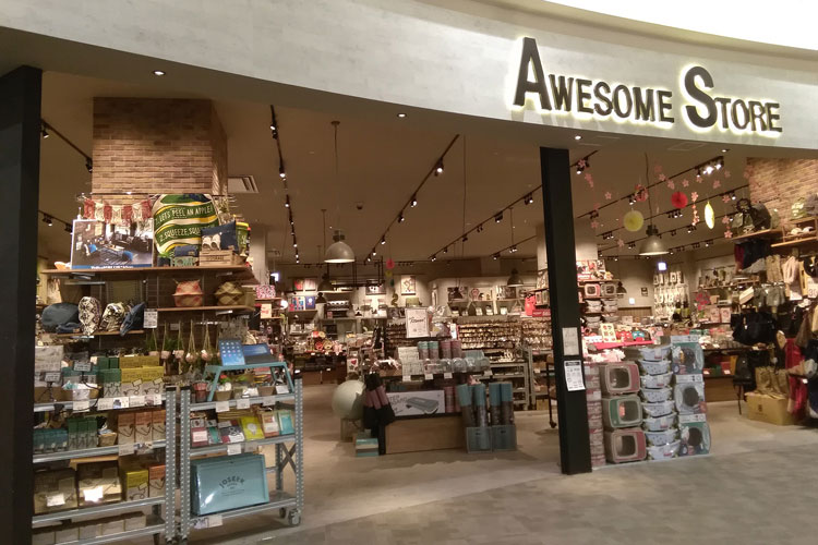 AWESOME STORE 橿原店