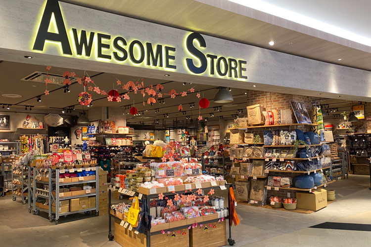 AWESOME STORE 座間店