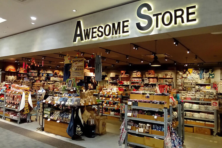 AWESOME STORE 広島府中店