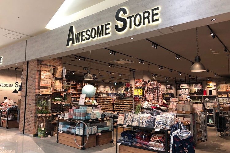 AWESOME STORE 熊本店