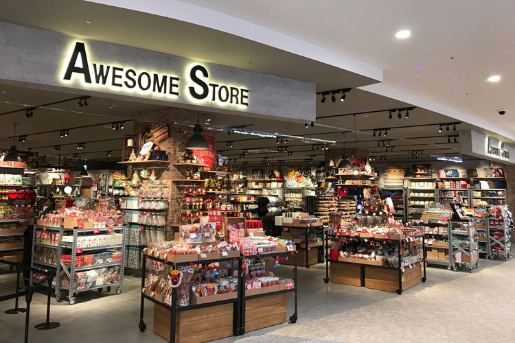 AWESOME STORE 津南店