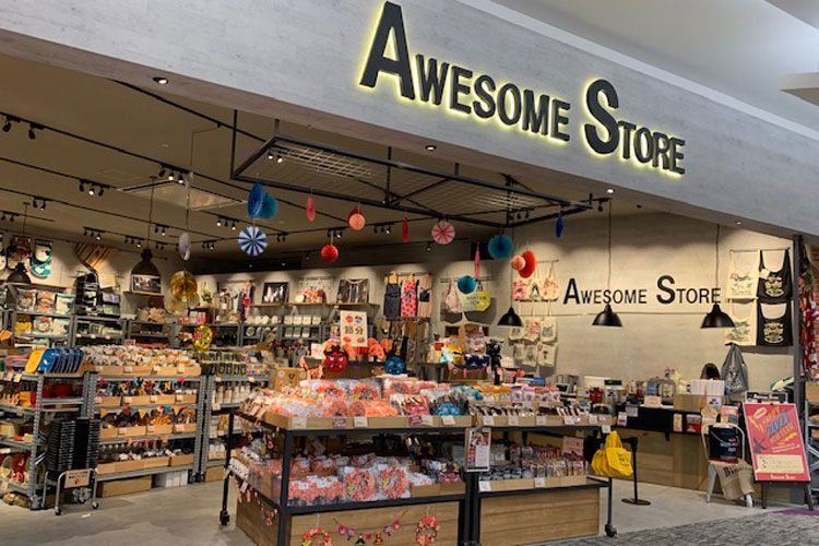 AWESOME STORE 名取店