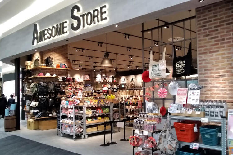 AWESOME STORE 水戸内原店