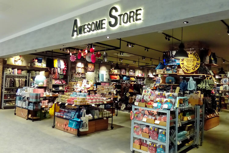 AWESOME STORE ららぽーと沼津店