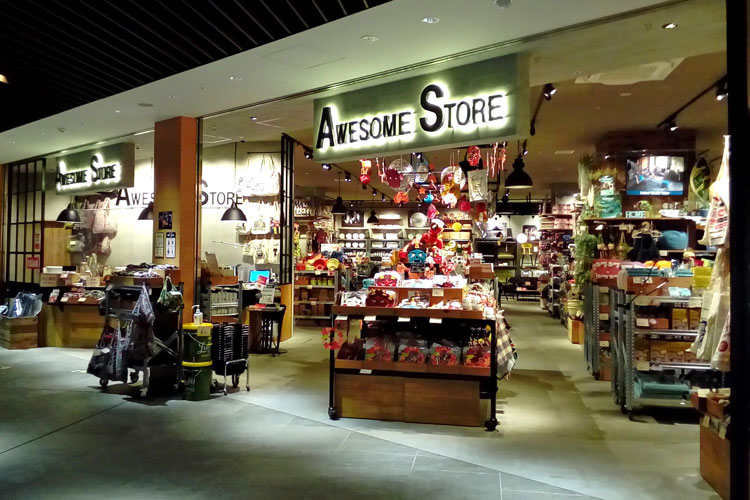 AWESOME STORE 南町田グランベリーパーク店
