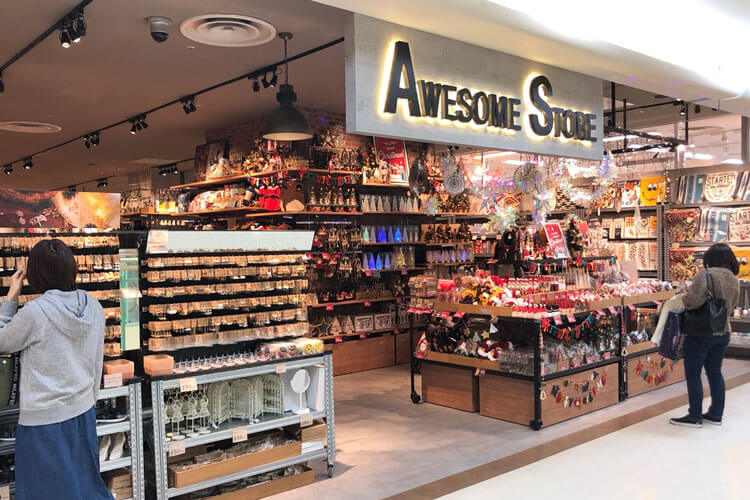 AWESOME STORE ゆめタウン高松店