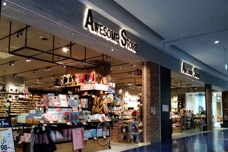 AWESOME STORE 伊勢崎店