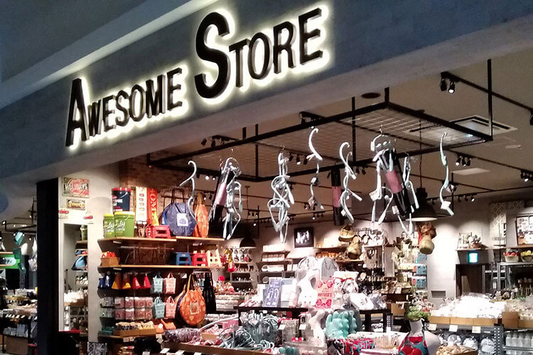 AWESOME STORE 鹿児島店