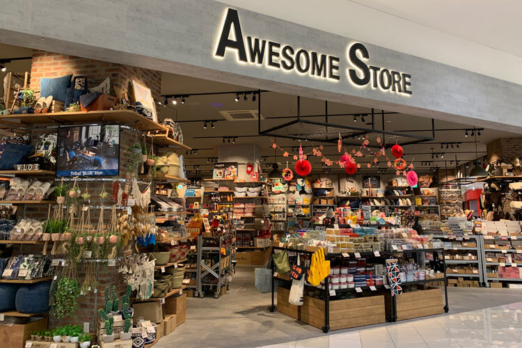AWESOME STORE 浜松市野店